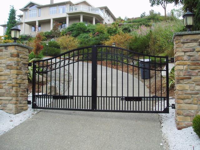 Orange County Gate Repair For Driveway Garden Telephone