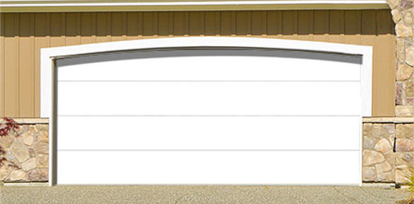 New Wayne Dalton 40 Series Garage Door Orange County