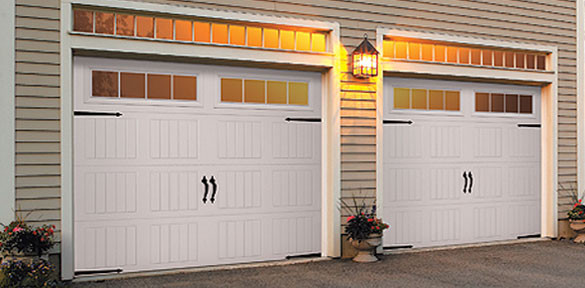Wayne Dalton Steel Garage Door Model 9100 Irvine
