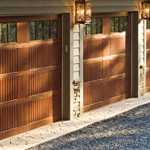 New Model 9800 Wayne Dalton Fiberglass Garage Door Installation Orange County