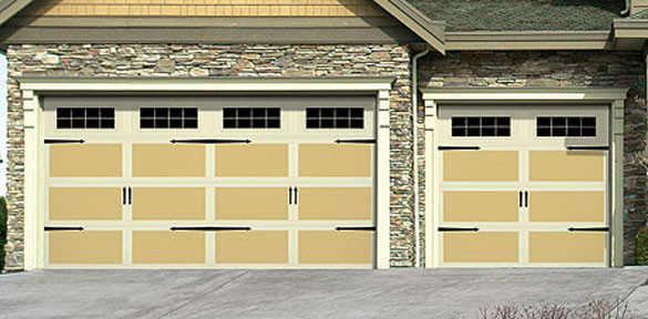 Orange County Carriage House Garage Door Wayne Dalton