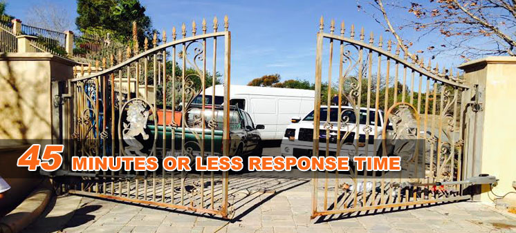 Driveway Gate Repair Company Orange County