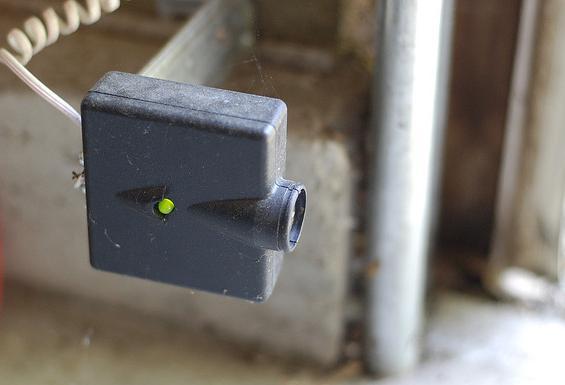 Fix Electric Eyes Garage Door Santa Ana