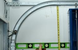 Damaged Garage Door Track Repair Costa Mesa