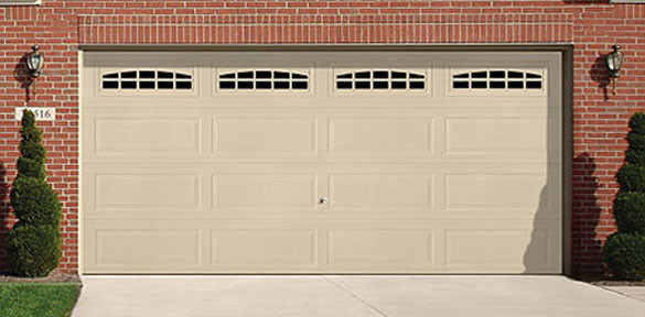 New Garage Door Installation Wayne Dalton Model 8100 Anaheim