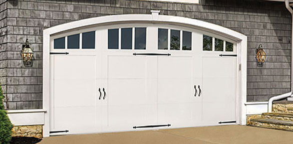 7000 Series Wayne Dalton Wood Garage Door Installation Irvine