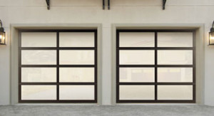 Orange County Aluminum Garage Door