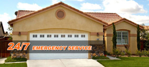 Orange County Garage Door Panel Repair