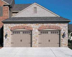 Modern Garage Door Orange County California