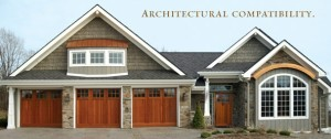 Orange County California Three Garage Doors