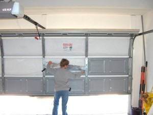 Garage Door Orange County California Panel Repair