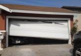 Irvine OC California Garage Door Off Track
